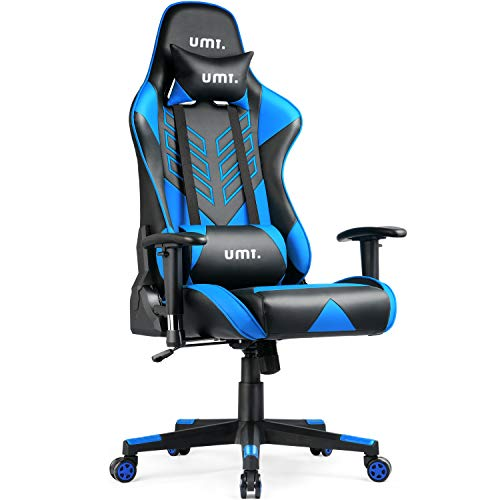 GTPLAYER Gaming Stuhl Bürostuhl Racing Stuhl Umt. Serie Drehstuhl Schreibtischstuhl Ergonomisches...