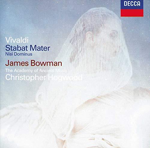 Vivaldi: Stabat Mater; Concerto in G minor; Nisi Dominus