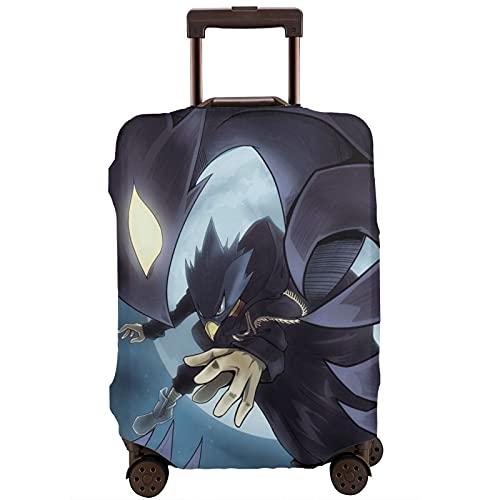 My Hero Academia - Funda para maleta unisex, resistente al desgaste, funda de protección para equipaje con funda extraíble