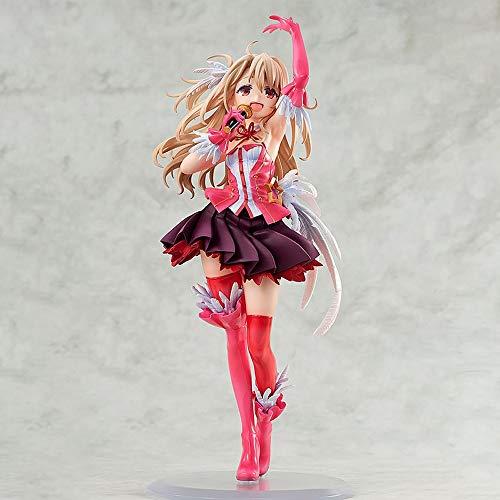 Schicksal Illyasviel von Einzbern Prisma Klangfest Ver.Figürchen PVC Figur Anime Modell Spielzeug Sexy Mädchen Figurine Puppensammlung