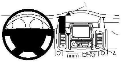Brodit 854517 Proclip Halterung Schwarz Elektronik