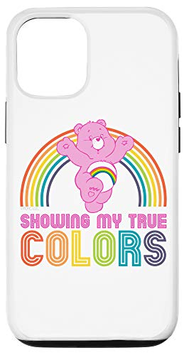 iPhone 12/12 Pro Care Bears Showing My True Colors Case