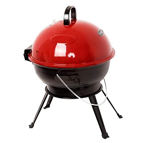 Liefdeslamp Buiten Camping BBQ Draagbare Kleine Huishoudelijke Eenvoudige Houtskool Picknick Oven Mini Barbecue Grill
