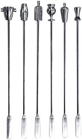 Prodyne Outlet SALE Legacy Swizzle Sticks Silver of Louisville-Jefferson County Mall Set 6