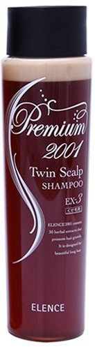 Elence 2001 EX-3 Premium Shampoo For Fast Hair Growth and Prevention of Hair...