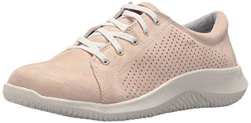 Dr. Scholl's Shoes Women's Fresh One Moccasin, Blush Microfiber, 6.5 M US