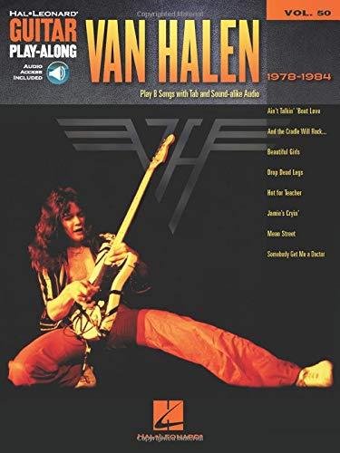 Van Halen 1978-1984: Guitar Play-Along Volume 50 (Hal Leonard Guitar Play-along, Band 50)