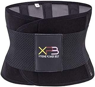 HITSAN INCORPORATION Innovative Products Best Sellers Compression Belts for Women Waist Trainer Belts Corset Cinchers Fashion Ladies Waist Belt Color Black Size XL