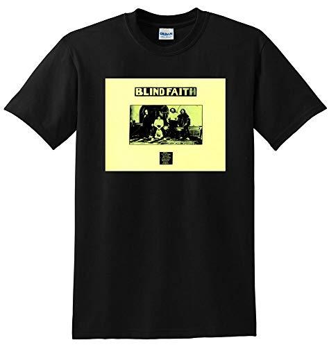 HELANG Blind Faith T Shirt Vinyl CD Cover Small Medium Large Or XlBlack-L