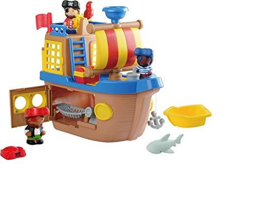 Bavaria Home Style Collection- Piratenschiff - Schiff - entdecker Piratenschiffe - Piraten Schiffset ab 3 Jahre Geschenk Idee Ostern , Geburtstag , Weihnachten