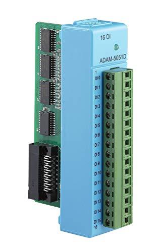 Advantech ADAM-5051D 16-ch Digital Input Module