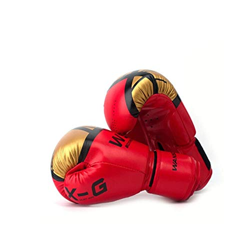 ZHONGYUE Children's Boxing Gloves, Muay Thai Fight Fighting Sanda Boxing Gloves, Sandbag Gloves Training Gloves, Best Gift Sports, (Color : 12oz)