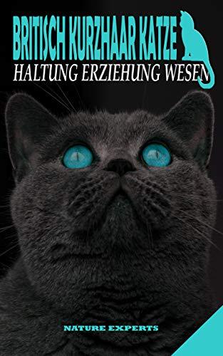 BRITISCH KURZHAAR KATZE: Katzen Ratgeber zum Verstehen,Erziehen und Halten von Britisch Kurzhaar Katzen ob Kitten oder Senioren.Im Buch wird das Wissen ... Training,Erziehung,Gesundheit und Ernährung