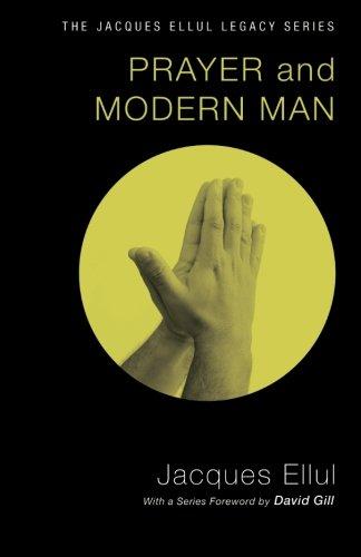 Prayer and Modern Man