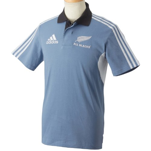 Adidas All Blacks Polo - Gris Ardoise