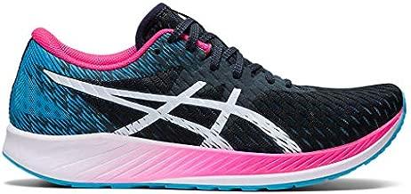 ASICS Women's Hyper Speed Running Shoes, 8, French Blue/White