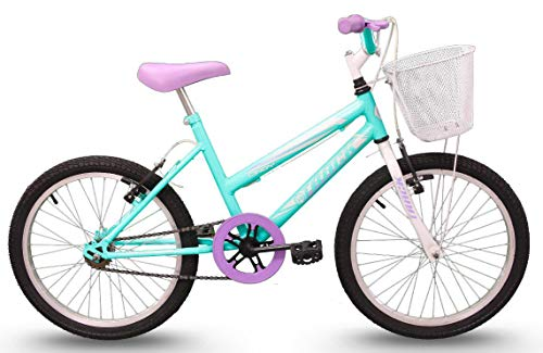 Bicicleta, Track Bikes, Aro 20, Cindy, Azul e Roxo