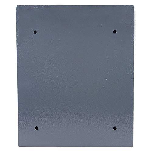 DuraBox 40 Keys Steel Safe Cabinet with Digital Lock - Electronic Key Safe with Drop Slot for Key Returns and Safe Storage (Dark Grey) Photo #5