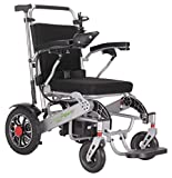 Green Power Mobility Super Lightweight Lithium Battery Electric Wheelchair Folding Indoor/Outdoor Portable Power