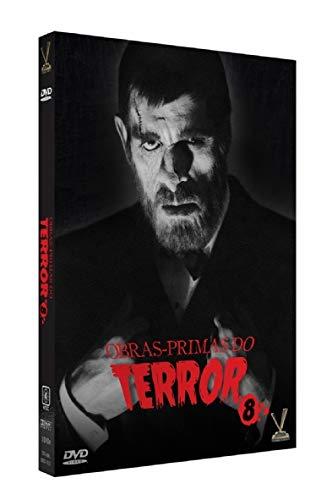 Obras-Primas Do Terror Volume 8 - 3 Discos [DVD]
