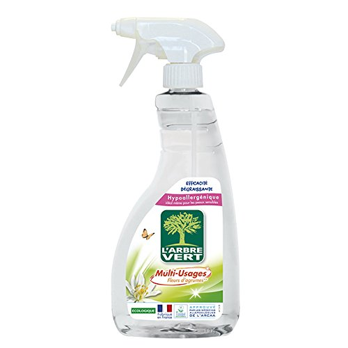 L'arbre vert Spray Nettoyant Multi Usage 740 ml