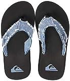 Quiksilver Monkey Abyss Youth, Zapatos de Playa y Piscina Niños, Azul (Blue/Blue/Black Xbbk), 35 EU
