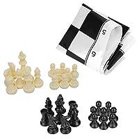 チェス ゲーム セット、教育ゲーム チェス セット、大人向けの旅行 初心者 チェス ラバーズ 子供