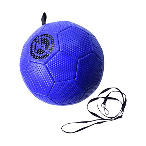 Lowest Price! YUNIAO Soccer Trainer Aid Football Kick Trainer Soccer Training Aids Hands Free Throw ...