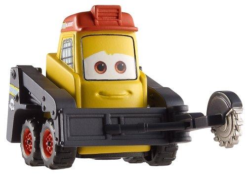 Disney Pixar – Planes – Fire and Rescue – Smokejumpers Team – Blackout Fahrzeug – 1 Fahrzeug mit Soundeffekt ca. 10 cm (Englische Sprache)