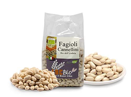 Carioni Food & Health Alubias Blancas Bio - 400 gr (Paquete