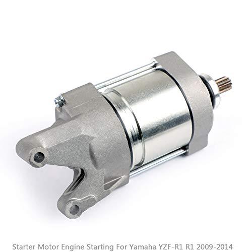 Bruce & Shark Motorstarter 14B-81890-00 für Yamaha YZF R1 R1 2009-2014 2012