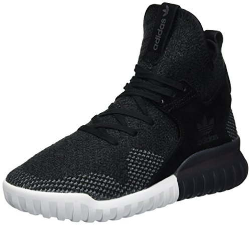 adidas Herren Tubular X PK Trainer Hoch, Schwarz (Core Black/Dark Grey/ch Solid Grey), 48 EU