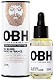 Huile à Barbe 100% Naturelle OBH | Soin Bio-actif pour Homme | Entretien la Barbe,...