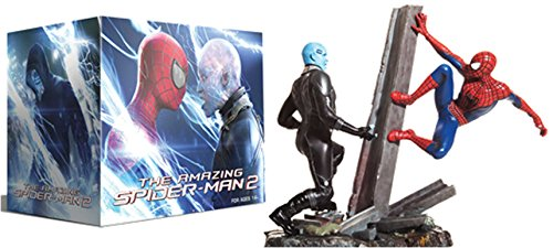 The Amazing Spider-Man Collection (Limited Collector's Edition) (2 Blu-Ray+Statuina)
