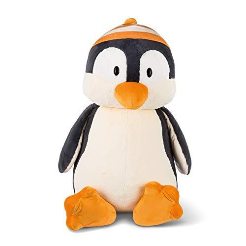 NICI 45736 XXL Kuscheltier Pinguin Peppi 105 cm – Das süße Pinguin Plüschtier für Jungen, Mädchen, Babys und Kuscheltierliebhaber