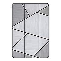 Sepikey iPad 2017/iPad 2018//iPad タブレットケース,耐摩耗性 スリムなPUレザー 傷防止 保護ショックプルーフ 三段角度調節 三つ折りブラケット 背面カバー iPad 2018/2017/iPad Case-ダイヤモンド21