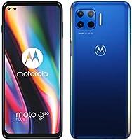 """Motorola Moto G 5G Plus - Smartphone de 6.7"""" (5G FHD+, procesador Snapdragon SD765, 4x cámaras de 48 MP, batería de 5000..."""