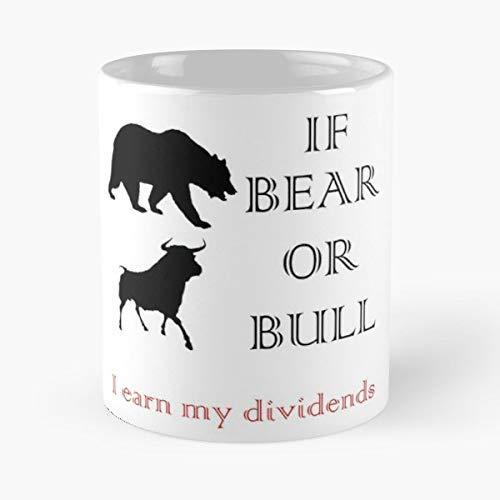 shenguang Bull aktier aktiemarknadsdelningar - morgon kaffemugg keramik nyhet semester 325 ml