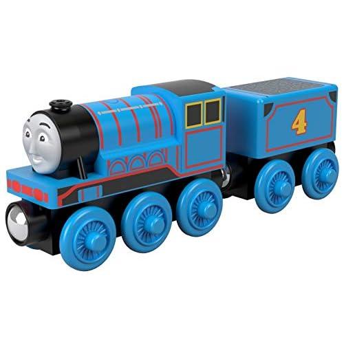 Thomas & Friends- GGG46 Il Trenino Thomas Gordon Locomotiva in Legno Personaggio, Giocattolo per Bambini 3 + Anni, Multicolore