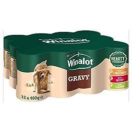 Winalot Hearty Casserole Adult Meat in Gravy, 12 x 400 g