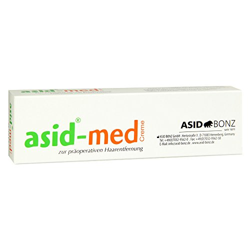 Enthaarungs Creme Asid-med, 75 ml