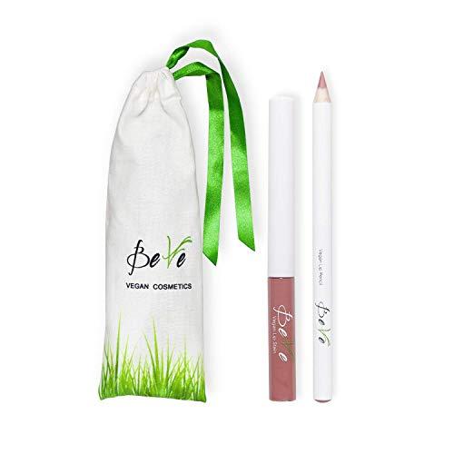 BeVe - Vegane Lippenfarbe und Lipliner