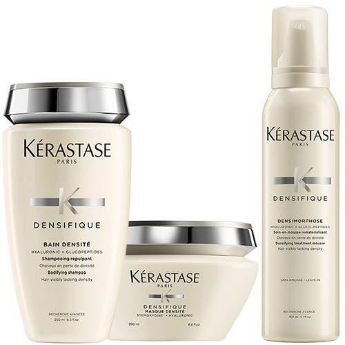 Kérastase Set Densifique Bain Densite (250 ml) + Masque Densite (200 ml) + Mousse Densimorphose (150 ml)