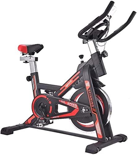 Bicicleta giratoria vertical para ejercicio en el hogar, silenciosa, deportiva, ajuste de resistencia rotatoria es adecuado para interiores y hogares, gimnasios, ejercicios aeróbicos