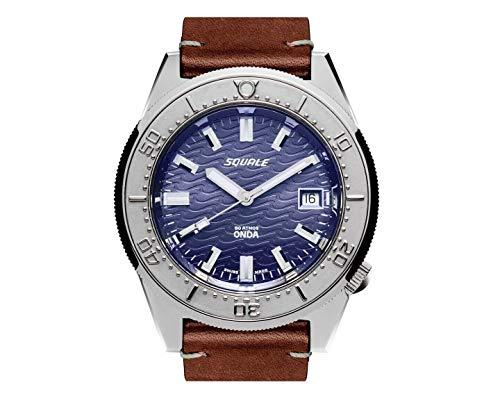 SQUALE 1521 ONDA UVA 50 Atmos Men's Diver 500M Watch