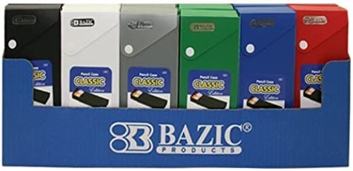 artículos de promoción BAZIC Classic Color Slider Pencil Pencil Pencil 1 Case Assorted Colors by Bazic  ahorra hasta un 50%