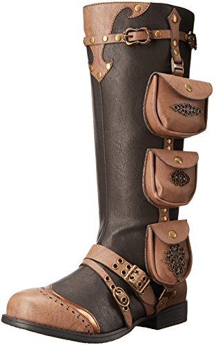 Ellie Shoes Women's 181-Silas Steampunk Boot