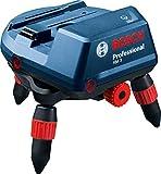 Bosch Professional 0601092800 RM 3 Traceur de Ligne laser avec 3 Piles AAA, Multicolore