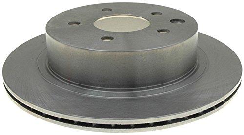 ACDelco Silver 18A1664A Rear Disc Brake Rotor