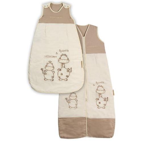 Slumbersac Bebé de Invierno Saco de dormir 2.5 Tog - jirafa, 70cm/ 0-